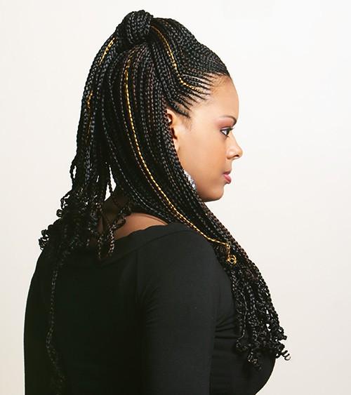 Abuja Braids hairStyles